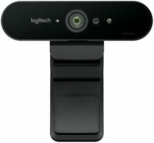 BRAND NEW Logitech BRIO 4K Ultra HD Webcam for Video Conferencing, Streaming