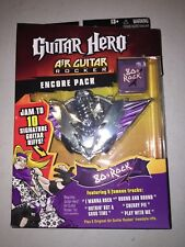 Guitar Hero Air Guitar Rocker Encore Pack 80s  Rock NEW