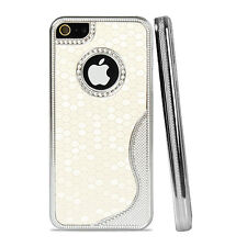 S-line Gel Aluminum Case Cover Skin for Apple iPhone 5 iPhone 5S