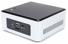 Intel NUC Kit NUC5CPYH Mini Computer Desktop PC Barebone Celeron HDMI WIFI USB3