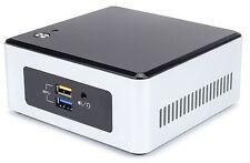 Intel Nuc5cpyh BGA 1170 1.6ghz N3050 UCFF Black Silver