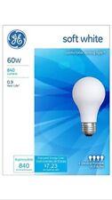 24 Pack GE 60 Watt Soft White Incandescent Light Bulbs -41028-