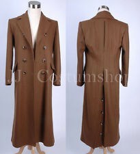 Dr. Brown Long Trench Coat Wool Version <Custom Made>