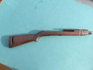 WW2  M1  Carbine Stock SG Saginaw