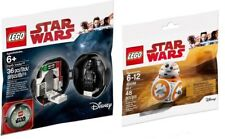 LEGO ® 1x Polybag Star Wars 40288 bb-8 + 1x Polybag 5005376 Darth Vader Pod