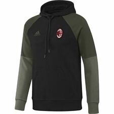 Camisetas de fútbol de clubes italianos negras para hombres