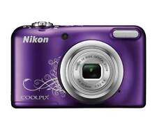 Camara Nikon Coolpix A10 Violeta Artefunda