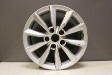 """1 x Original Skoda Super & Octavia 16 """" Leichtmetallfelge Silber 5e 5E0601025B"""
