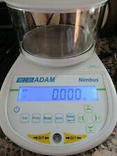 ADAM EQUIPMENT NIMBUS NBL 823e / PRECISION BALANCE SCALE / Max 820g