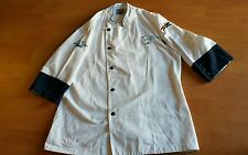 New Chef Coat Jacket Chefs Working Uniform Rio Hotel Seafood Buffet Las Vegas