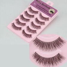 Natural Long False Eyelashes Demi Fake Eyelash Extension Eye Lashes Makeup Tool
