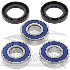 All Balls Rear Wheel Bearings/Seals 25-1677 for BMW