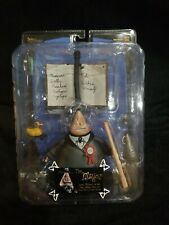 NECA Nightmare Before Christmas Series 1 The Mayor Action Figure Reel Toys New