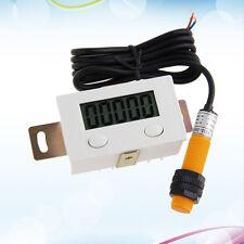 Contaimpulsi + sensore magnetico  contapezzi ,conta impulsi con reset