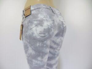 NWT True Religion Halle Moto Skinny Moto Coating, Smoothing, Size 27,Retail $248