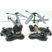 Odyssey Air Teminators RC Battle Helicopters Turret Assault - ODY-9000