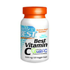 Vitamin C with Quali 120 vcaps 1000 mg by Doctors Best