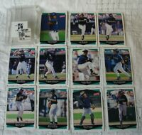 SEATTLE MARINERS MLB Baseball 1999 Upper Deck Card Set of 11 Victory Griffey JR