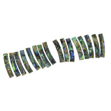 Guitar Rosette Paua Abalone Curved Strips Sound Hole Inlay ID:110mm Width:4mm