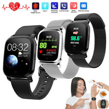 Smart Watch Body Temperature Health Monitor Sport Wristwatch for iPhone Android