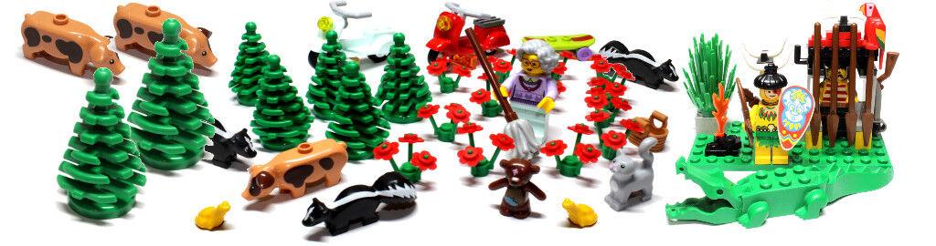 RA24 LEGO® 10x Stein 1x1 rund medium azur 3062b 4620909 NEUWARE LEGO Bausteine & Bauzubehör