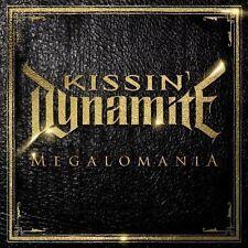 KISSIN' DYNAMITE - MEGALOMANIA - 2014 - 11 TITRES + VIDEOS - NEUF NEW NEU