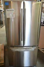 "Samsung 33"" Stainless Steel Counter Depth French Door Refrigerator Rf18Hfenbsr"