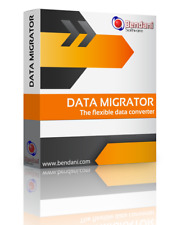High-speed Database Conversion Data Migration Software, Convert SQL Server data