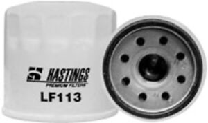 Engine Oil Filter Hastings LF113