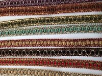 Braid Gimp Trim 18 mm wide 1 yard upholstery craft edging