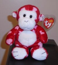 Ty Beanie Baby - BLISS the Monkey (8 Inch) MINT with MINT TAGS