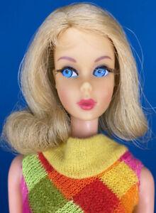 Vintage Barbie Pretty MOD Blonde MARLO FLIP Twist n Turn TNT JAPAN Original SS