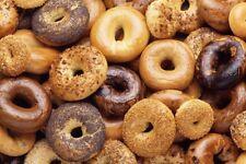 Bagels1800nycbagels 2 Dozen Fresh 6 Plain 6 Pumpernickel 6 Raisin 6 Sesame Seed