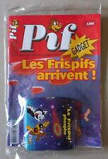 PIF GADGET  N°32 ***  LES FRISPIFS  ***  2007 NEUF SOUS CELLOPHANE!