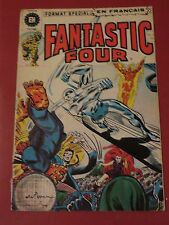 1972-74 FANTASTIC FOUR HÉRITAGE EDITION LOT OF 10 IN FRENCH EDITION FROM CANADA