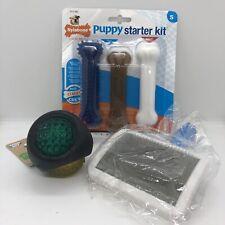 Puppy Toys Flashing Ball 3x S Nylabone Grooming Brush Brand New Dog Accessories