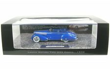 Lancia Astura Tipo 233 Corto (bleu) 1936