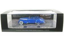 Lancia Astura typo 233 corto (Blue) 1936