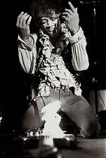 "Jimi Hendrix 10"" x 8"" Photograph no 29"