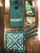 Pocket Scrabble Edition 1999 Travel Magnetic - Hard to Find!