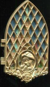 WDI Royal Windows Tangled Rapunzel LE 300 Disney Pin 122902