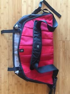 Crumpler -The Complete Seed  Messenger Bag(Red)