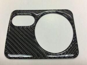 Auto Head light Switch Panel Carbon Fiber Cover For VW Golf GTI 6 MK6 Scirocco