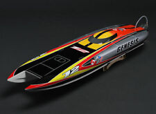 NEW Genesis  RC Model Boat Brushless Watercooled Motor ARTR CATAMARAN PRO BOAT
