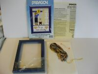 Paragon Tidy Boy Pattern # 8089 Counted Cross Stitch Kit- Complete 1986
