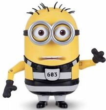Despicable Me Deluxe Talking Jail Time Tom Minion Toy Action Figure Minions NEW