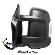 SIDE MIRROR for 14-17 RAM PROMASTER Power W / SENSOR Heated DRIVER LEFT 8+2wire