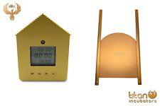 ELITE Apriporta per pollaio con timer e sensore di luce PIU' porta in metallo