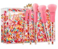 SEPHORA X Museum of Ice Cream Sprinkle Pool Brush Set And Case New