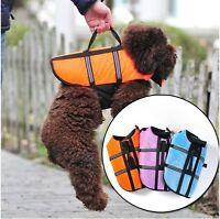 PET PRESERVER - All Sizes - Guardian Gear, Dog Life Vest Jacket, Aquatic Safety